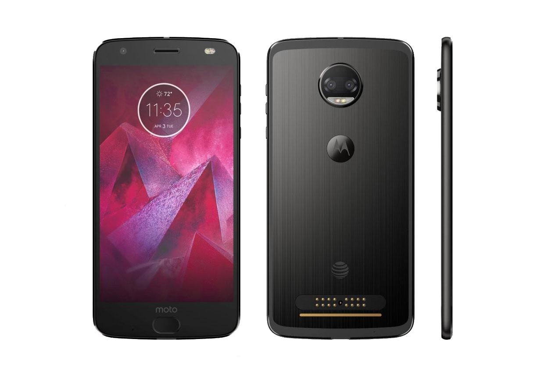Análisis Motorola Z2 Force 32