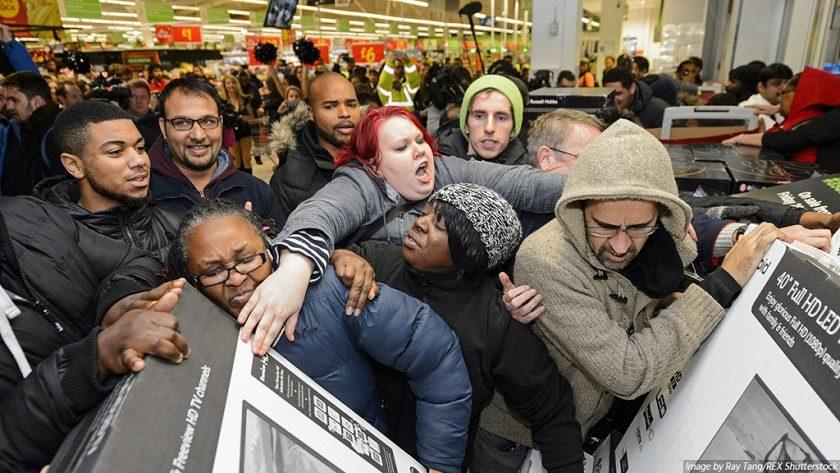 Un informe asegura que el 60% de las ofertas del Black Friday son falsas