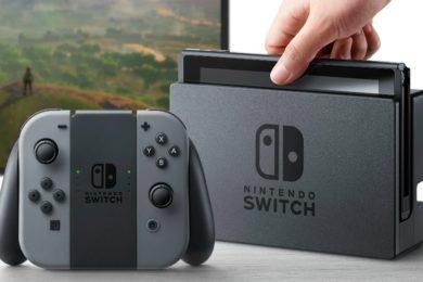 La producción de Nintendo Switch mejorará mucho el próximo año
