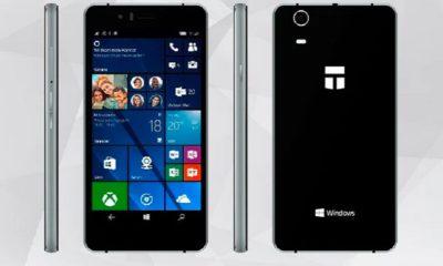Trekstor quiere lanzar un smartphone con Windows 10 Mobile en 2018 37