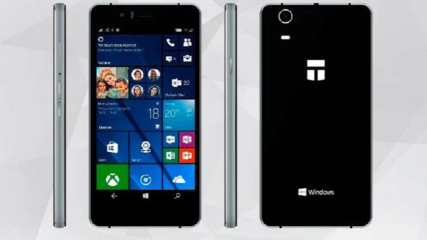 Trekstor quiere lanzar un smartphone con Windows 10 Mobile en 2018