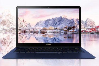ASUS actualiza sus portátiles a los Intel Coffee Lake
