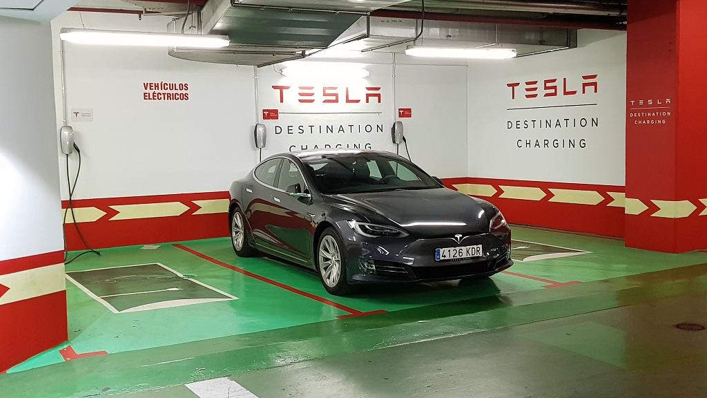 Tesla Model S 100D, sueños 66
