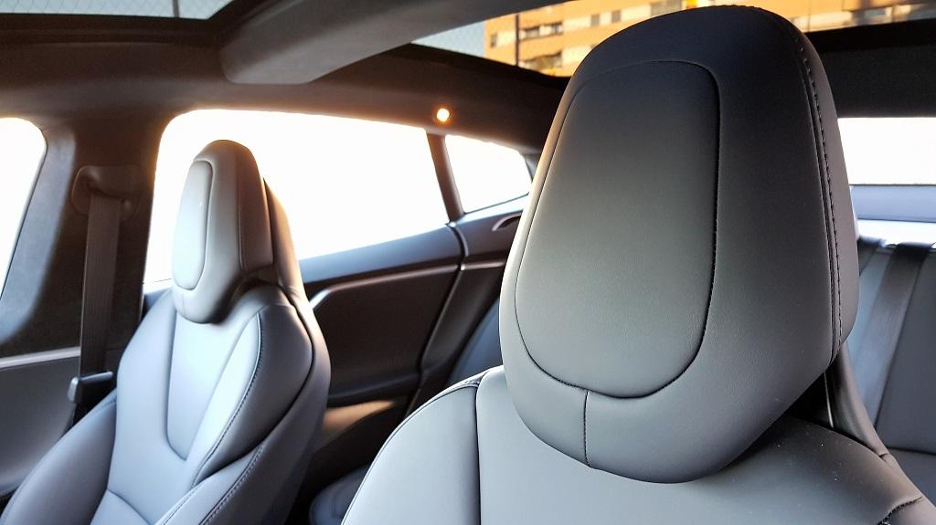 Tesla Model S 100D, sueños 52