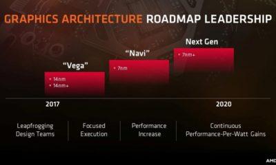 AMD Navi asoma en drivers Linux, GPU a 7 nm para 2018 79