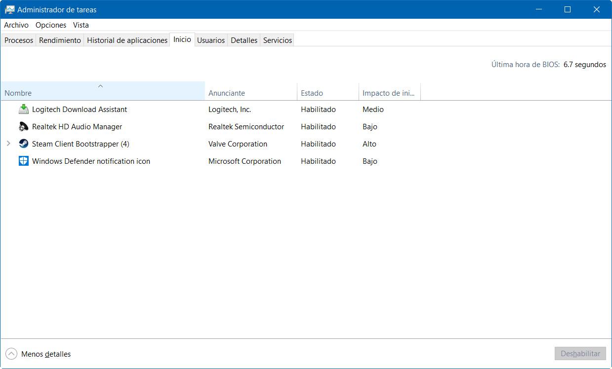 A fondo: administrador de tareas de Windows 10 Fall Creators Update 52