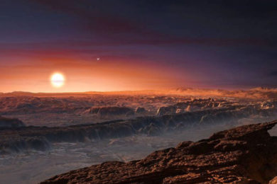 NASA planea una misión interestelar a Alfa Centauri en 2069