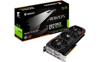 GIGABYTE lanza la Aorus GeForce GTX 1070 Ti, especificaciones 47