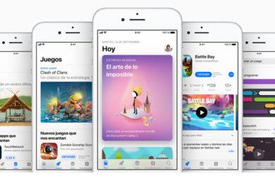 Apple publica lo más descargado de App Store en 2017