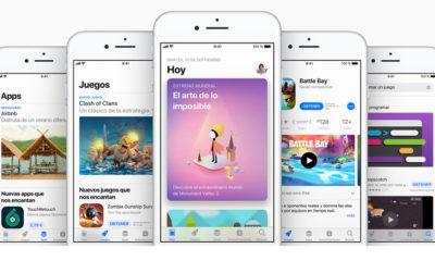 App Store en 2017