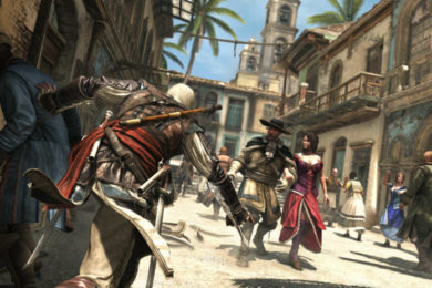 Consigue gratis Assassin's Creed 4: Black Flag y World in Conflict