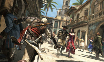 Consigue gratis Assassin's Creed 4: Black Flag y World in Conflict 54