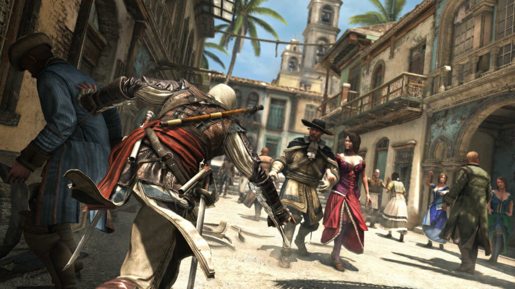 Consigue gratis Assassin's Creed 4: Black Flag y World in Conflict 29