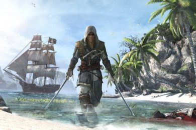 Consigue gratis Assassin's Creed IV: Black Flag en Uplay