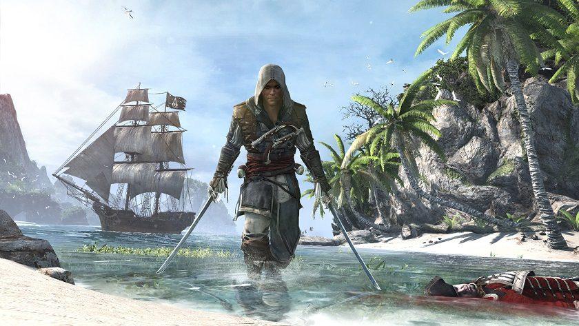 Consigue gratis Assassin's Creed IV: Black Flag en Uplay
