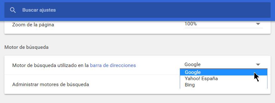 Google añade DuckDuckGo en Chrome ¿Cómo se cambia el motor de búsqueda por defecto? 30