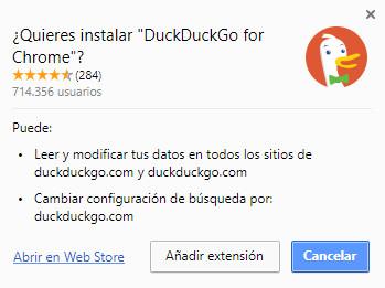 Google añade DuckDuckGo en Chrome ¿Cómo se cambia el motor de búsqueda por defecto? 32