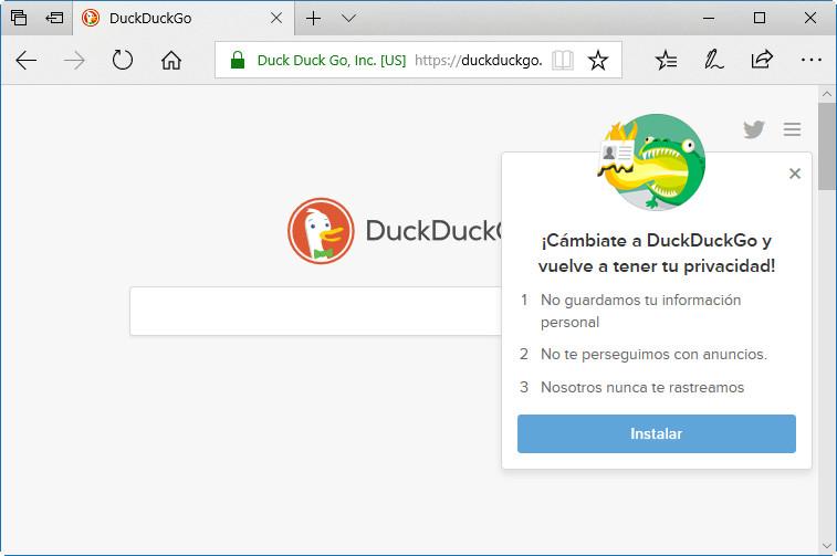 Cómo cambiar el buscador en Chrome, Firefox o Edge 42