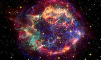Expertos recrean la supernova Casiopea A en realidad virtual 29