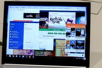 Chrome OS pronto podrá ejecutar aplicaciones de Android en segundo plano