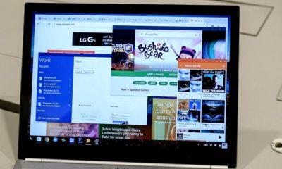 Chrome OS pronto podrá ejecutar aplicaciones de Android en segundo plano 74