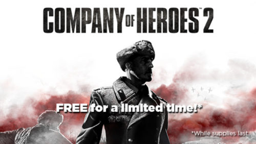 Company of Heroes 2, gratis en Humble Store