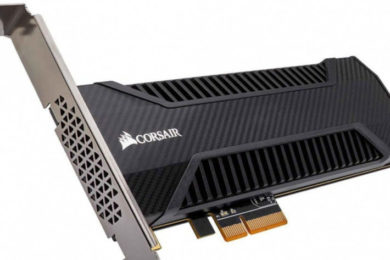 Corsair amplía su serie de SSD PCIe Neutron NX500 a 1600 GB