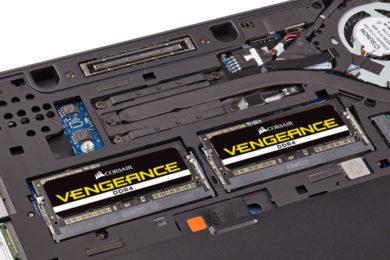 Corsair anuncia la memoria SoDIMM DDR4 más rápida del mercado