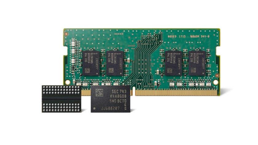 Samsung inicia la producción de DDR4 de segunda generación 30
