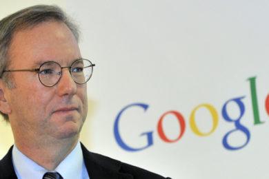 Eric Schmidt abandonará el cargo de presidente de Alphabet