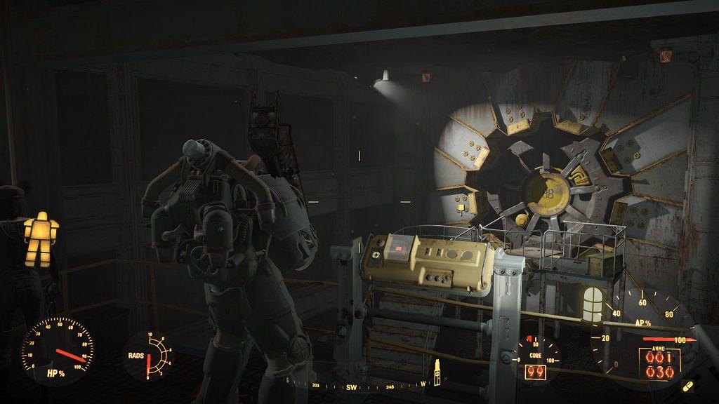 Comparativa de Fallout 4 en Xbox One X frente a PC y PS4 Pro 28