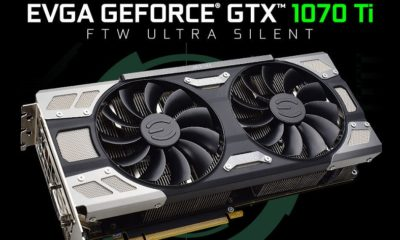 EVGA lanza la GTX 1070 TI FTW Ultra Silent, especificaciones 43