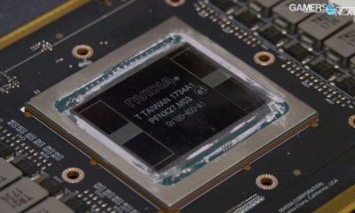 Despiece de la GTX TITAN V en vídeo, así es lo nuevo de NVIDIA 51