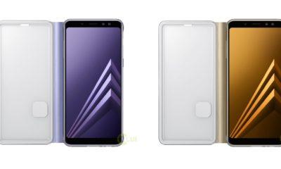 Nuevos renders del Galaxy A8 2018 de Samsung 38