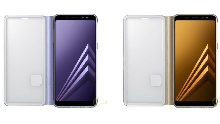 Nuevos renders del Galaxy A8 2018 de Samsung