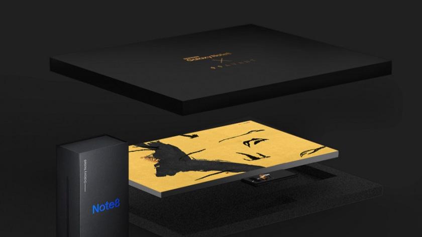 Samsung Galaxy Note 8 Especial Edition, un terminal de casi 2.000 dólares 29