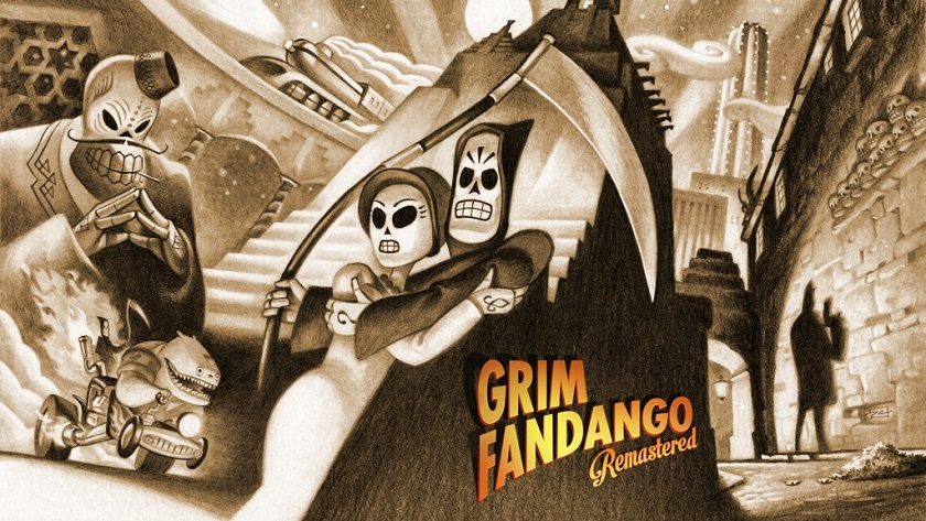 Consigue gratis Grim Fandango Remastered en GoG 31