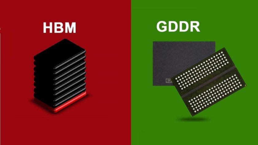 La memoria HBM3 podría doblar la velocidad de la actual HBM2