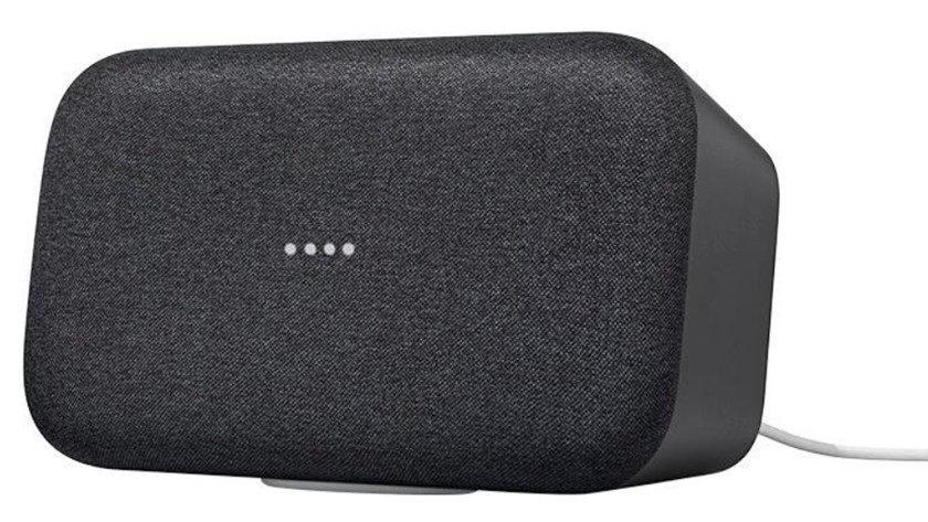 Google comercializa el altavoz inalámbrico, Home Max