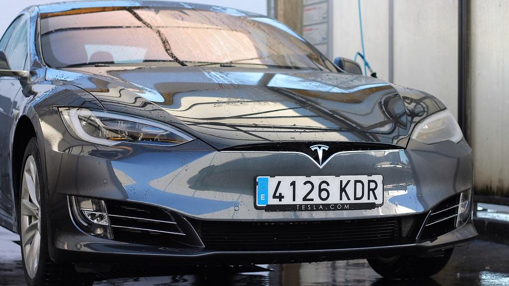 Tesla Model S 100D, sueños 38