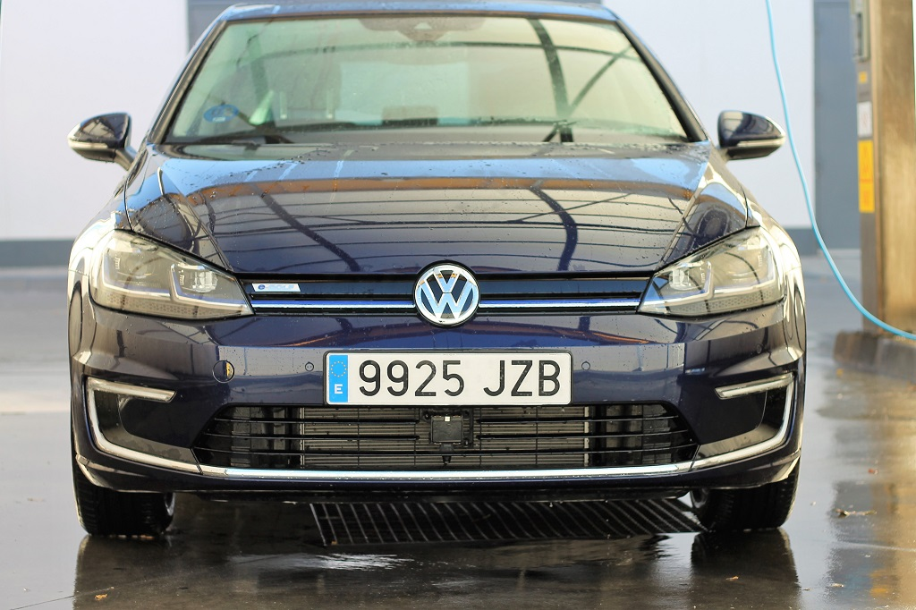 Volkswagen e-Golf, herencias 59