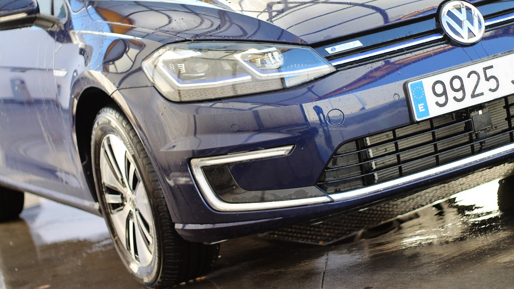 Volkswagen e-Golf, herencias 53