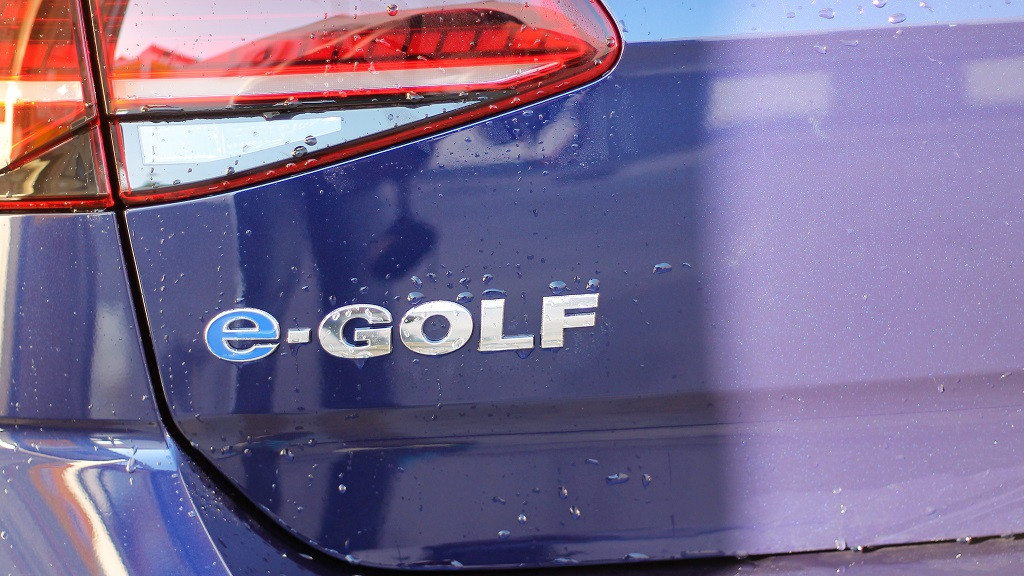 Volkswagen e-Golf, herencias 37