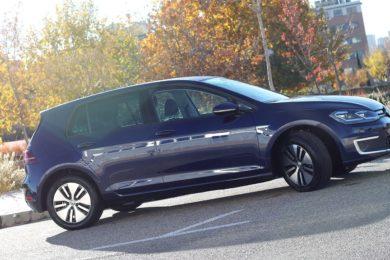 Volkswagen e-Golf, herencias