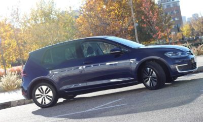 Volkswagen e-Golf, herencias 354