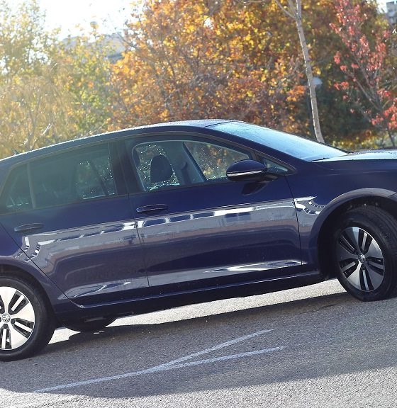 Volkswagen e-Golf, herencias 31