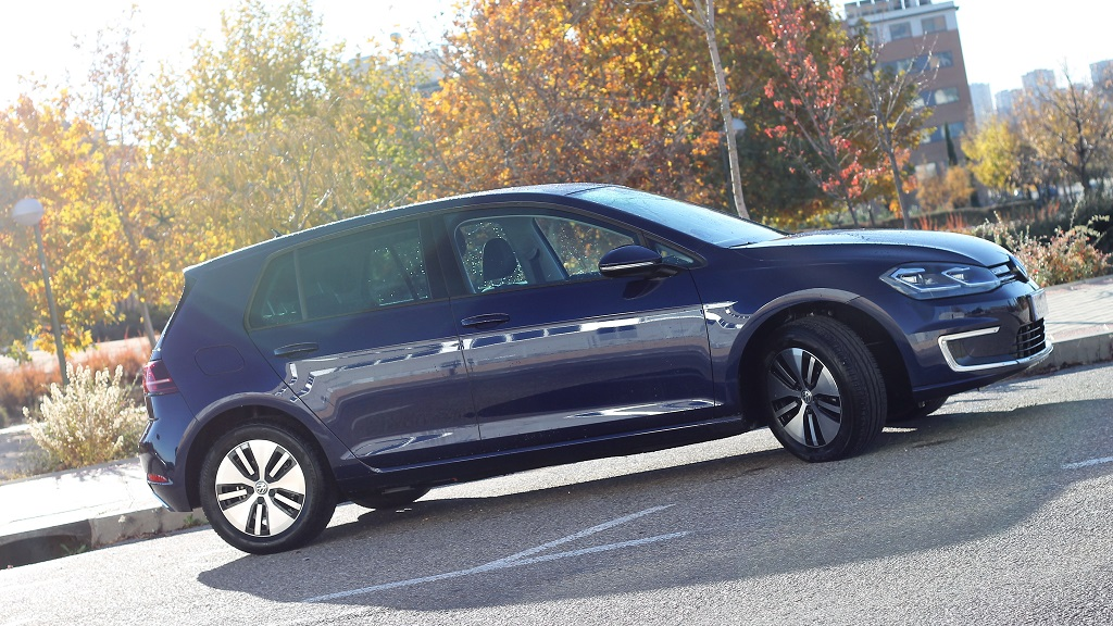 Volkswagen e-Golf, herencias 29