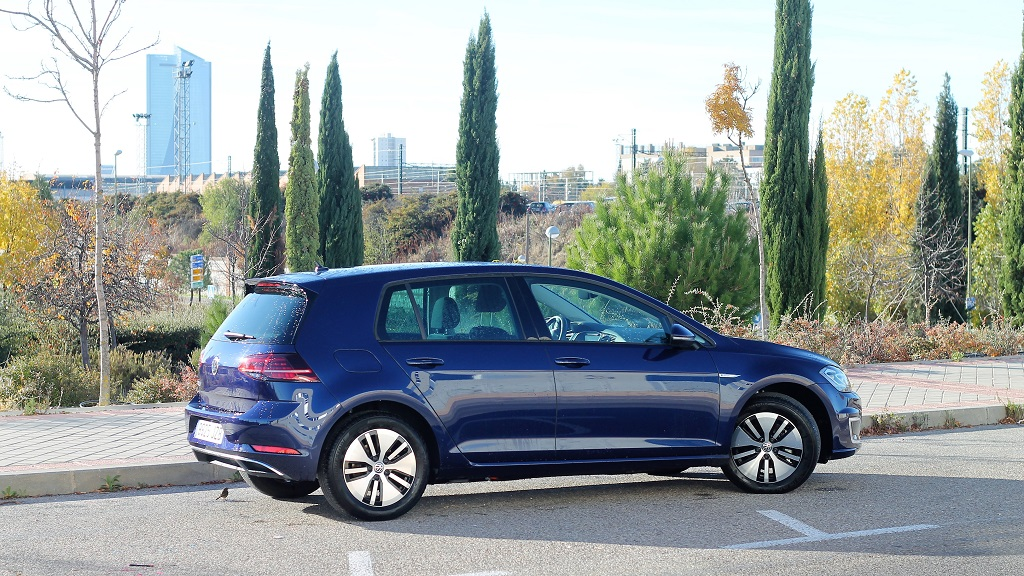 Volkswagen e-Golf, herencias 51