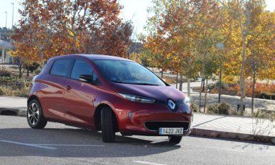 Renault Zoe, colonos 326