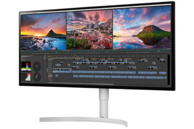LG anuncia monitores Nano IPS con 5K y Thunderbolt 3